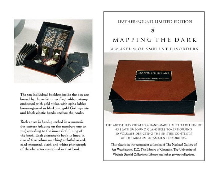 Mapping the Dark 6