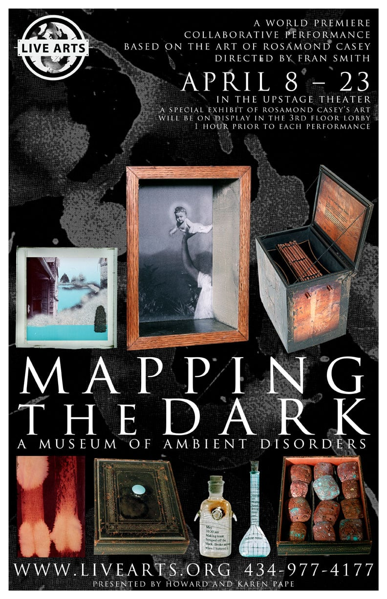 Mapping the Dark-Poster